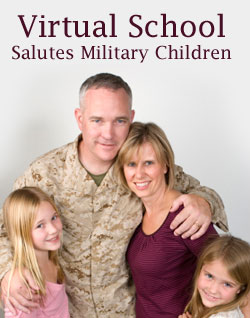 military connections dating