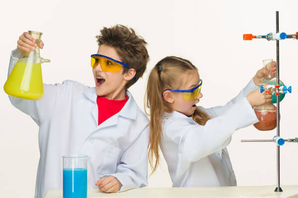 Three Easy Science Experiments for Kids at Home