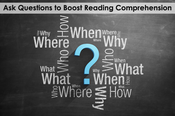 Using Reading Prehension Questions To Read Between The