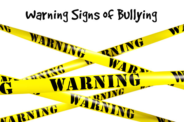 Signs someone is a bully