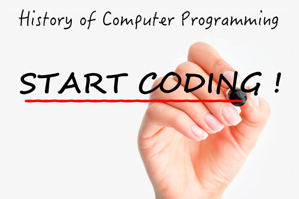 Discover the History of Coding for Computer Science Week