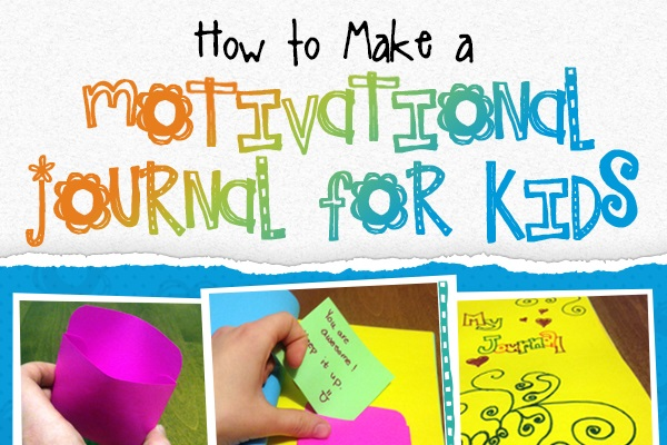 Motivational Journal Prompts And Craft Idea For Students