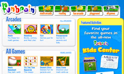 Funbrain educational website