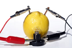Kitchen Science for Kids: Making a Fruit Battery Out of a Lemon ...
