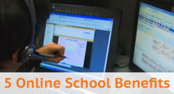 5 Cool Things About Online Education