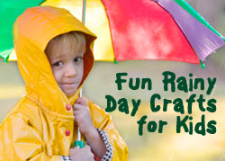 Fun Rainy Day Crafts For Kids Connections Academy