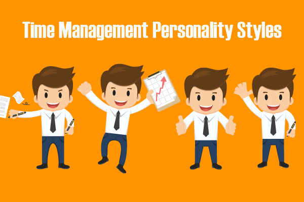 What S Your Style 4 Time Management Personality Types Connections Academy